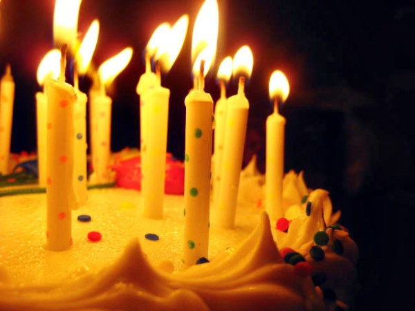 Birthday Cake - Candles by Jessica Diamond CC BY SA