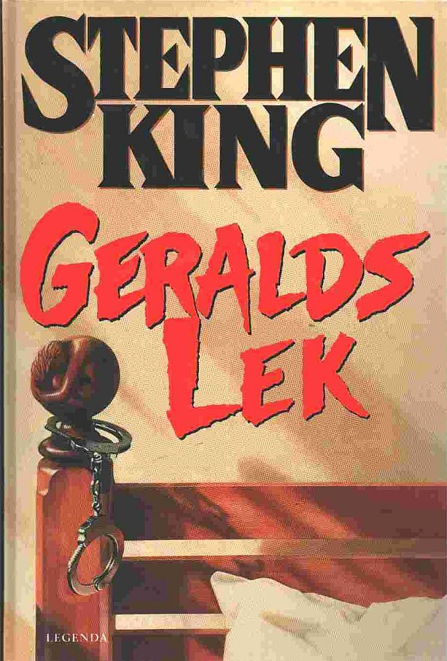 Geralds lek av Stephen King