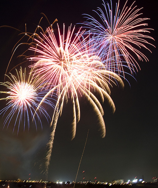 """""""Fireworks"""" by bayasaa (CC  by)"""