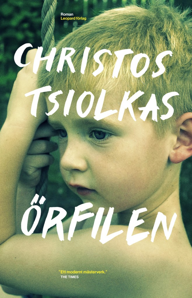 """Örfilen"" av Christis Tsiolkas"