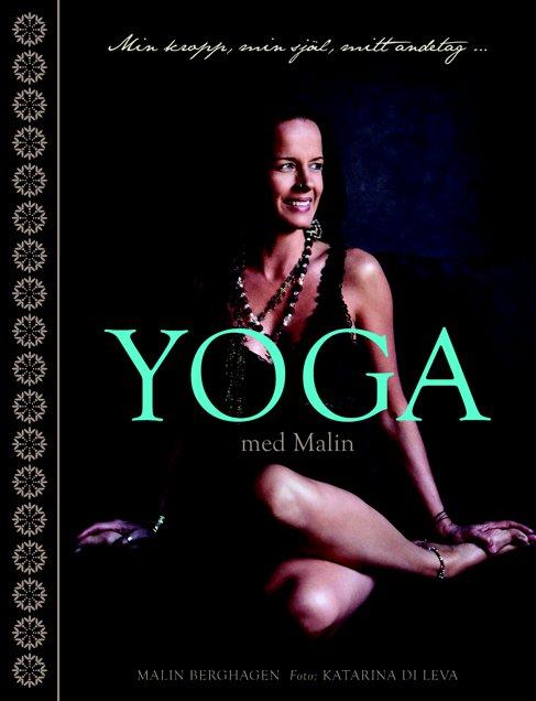 """""""Yoga med Malin"""" av Malin Berghagen"""