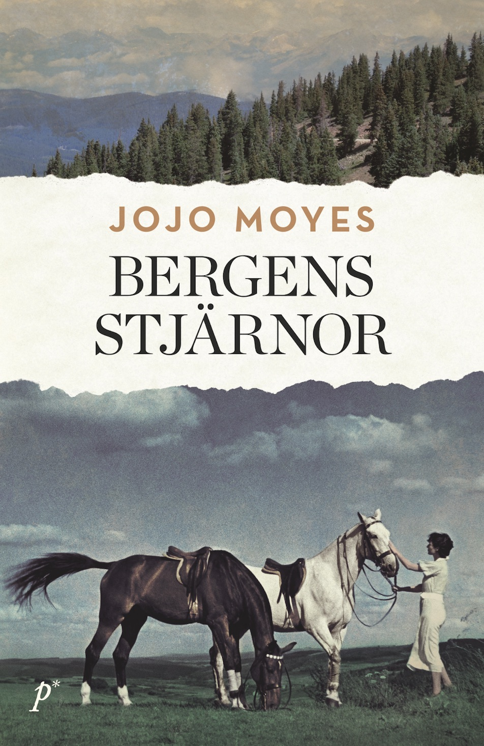 Bergens stjärnor av Jojo Moyes