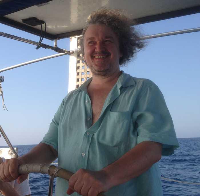 Zoran Dukic Sailor