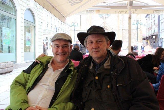Thomas Offermann and Predrag Stankovic