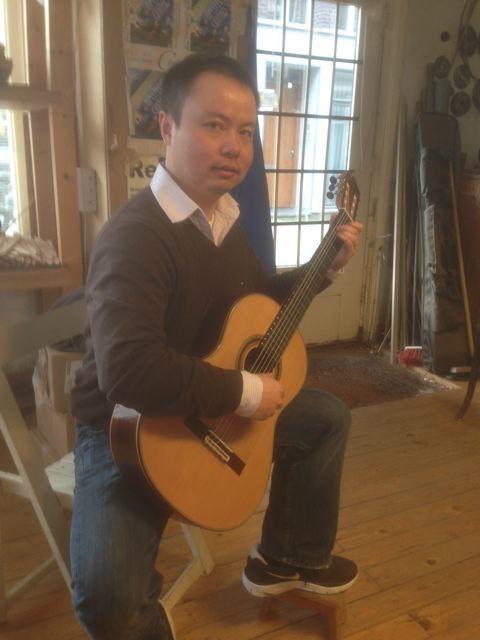 Xinghan Luo