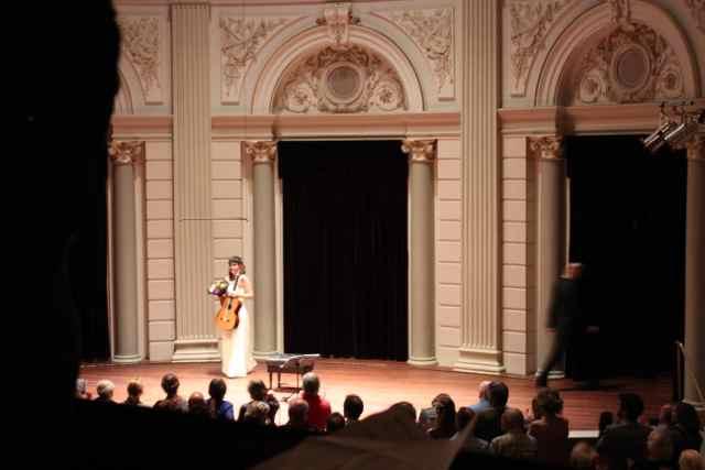 irina kulikova concertgebouw