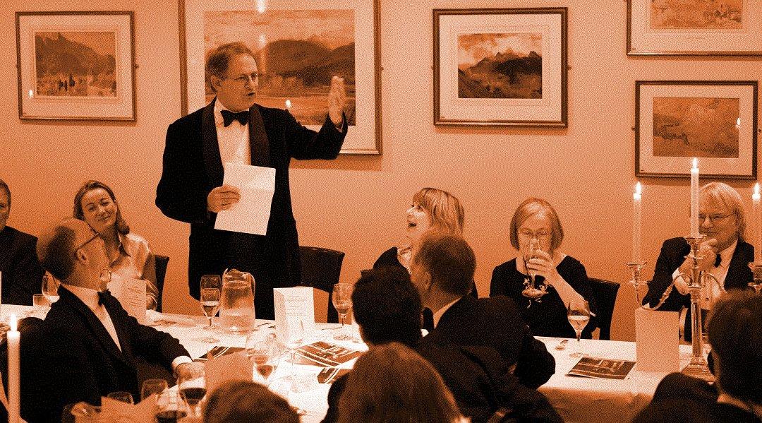 De dinner speech die onthouden wordt (webinar op 20-12)