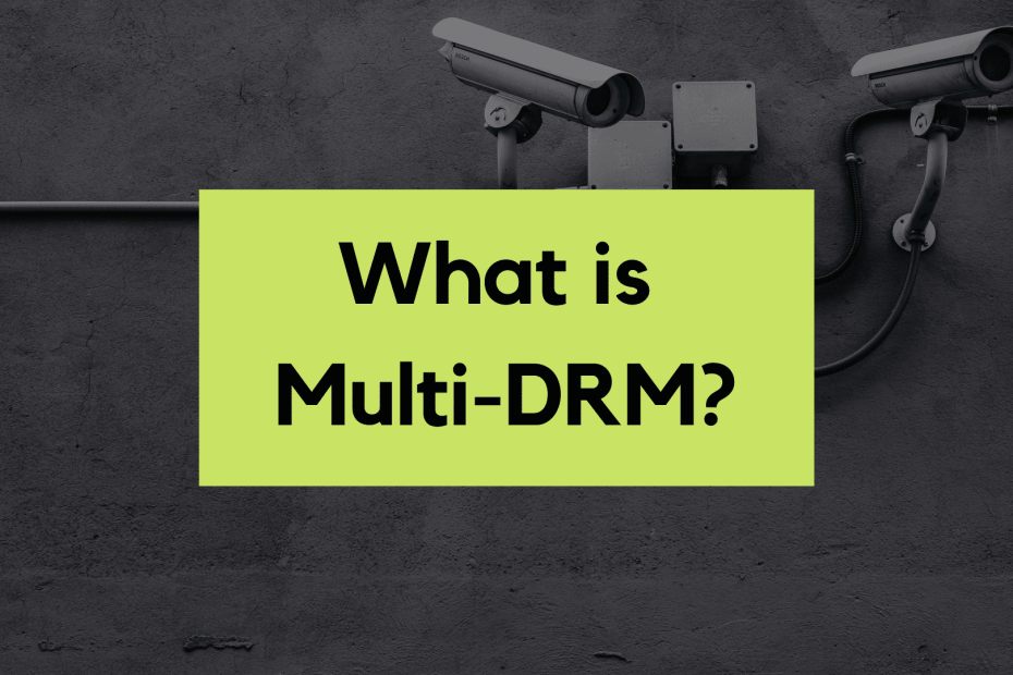 what is multi drm