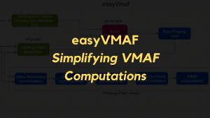 EasyVMAF: Running VMAF In The Wild