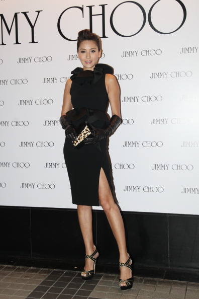 Jimmy Choo Cocktail Party In Hong Kong