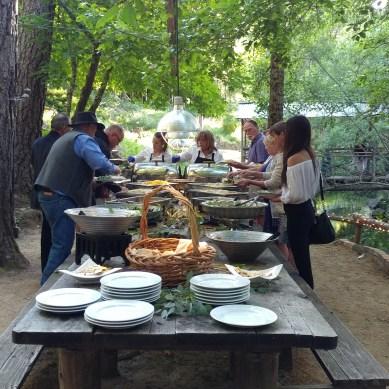 wedding dinner party
