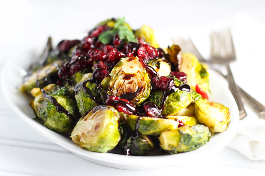 Thanksgiving Dishes - Brussels Sprouts