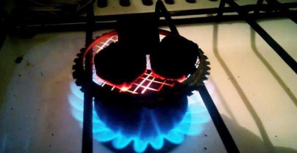 Настоящий, сочный, ароматный шашлык на углях в духовке.