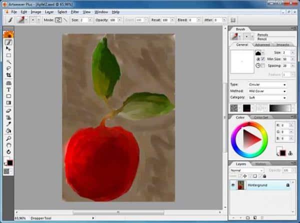 """Уроки рисования в paint. Что можно нарисовать в """"паинте"""", инструменты и цвета"""