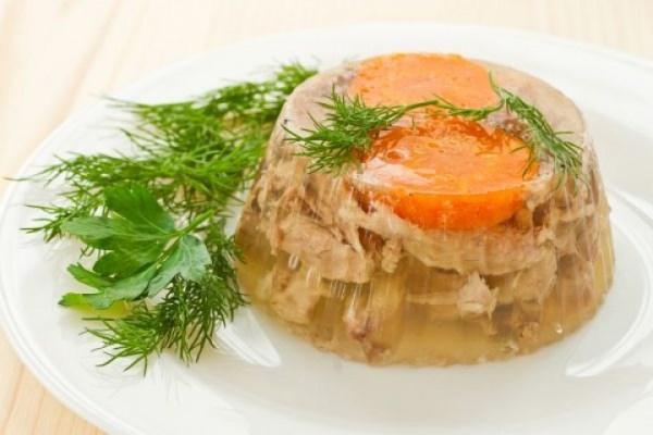 Холодец – рецепт с фото пошагово - Холодец из свинины ...