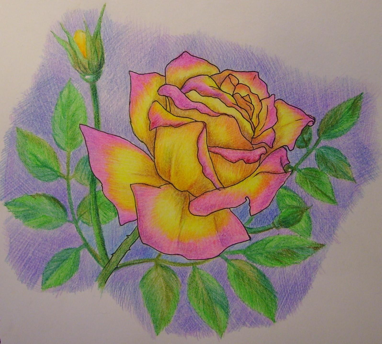 Как рисовать открытки для мамы, открытки днем