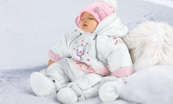 Как одевать новорожденного зимой на прогулку и дома?