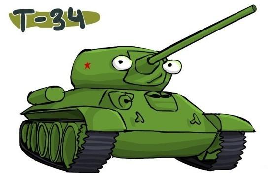 Как нарисовать танк? Поэтапные инструкции и видео