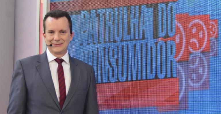 Celso Russomanno (Foto: Divulgação/Record)