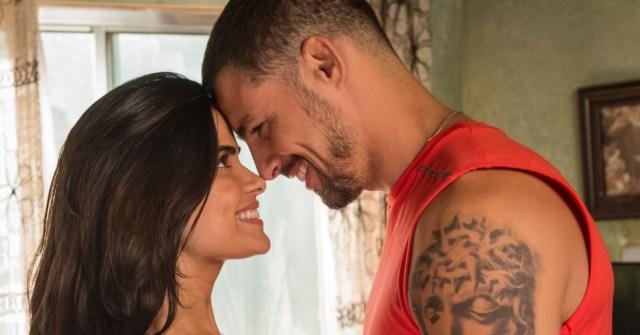 Tóia (Vanessa Giácomo) e Juliano (Cauã Reymond) (Foto: Divulgação)
