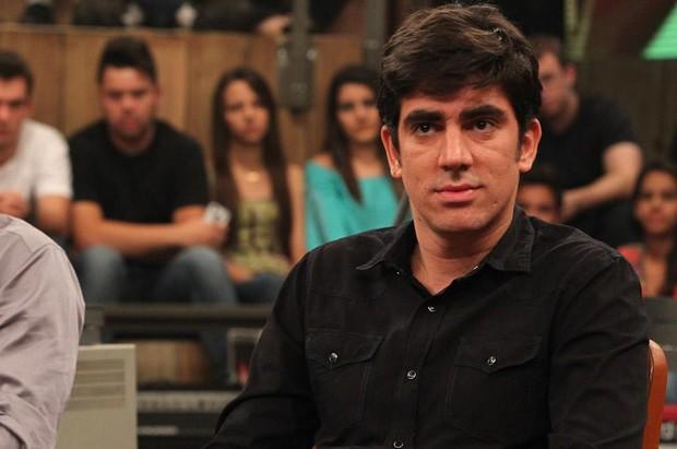 Marcelo Adnet na Globo (Foto: Divulgação)