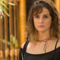 """Encontro com Fátima Bernardes sexta-feira 29/04/2016 – A atriz Priscila Steinman, a Sofia de """"Totalmente Demais"""""""