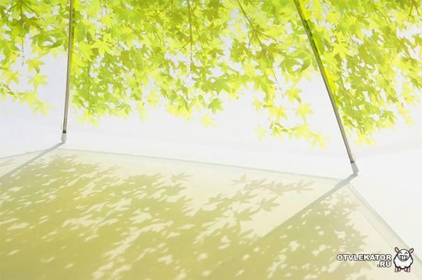 Зонтик «Тень деревьев»