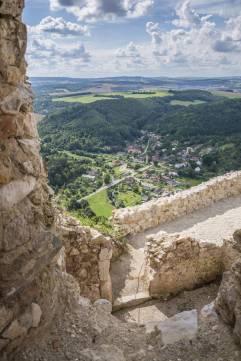 Zamek w Cachticach (14)