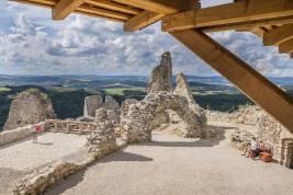 Zamek w Cachticach (15)