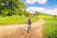 Świątkowa Wielka Beskid rowerem 15