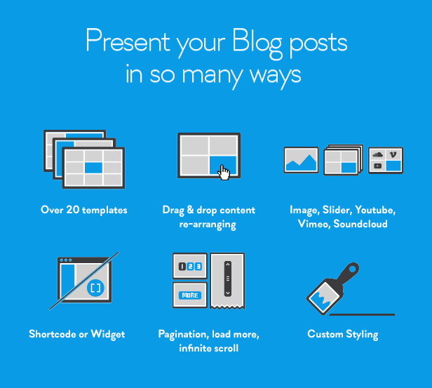 Blog Manager for WordPress - 1
