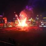 デトロイトタイガースが勝った場合の花火