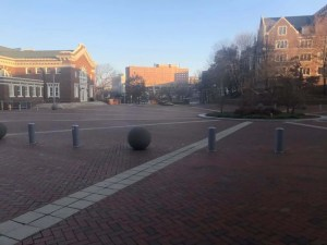 UCの美しいキャンパス