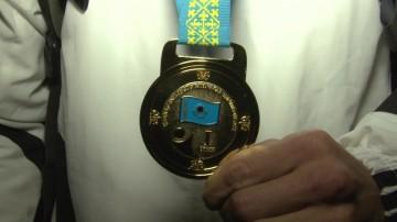 Золотая медаль чемпионата РК