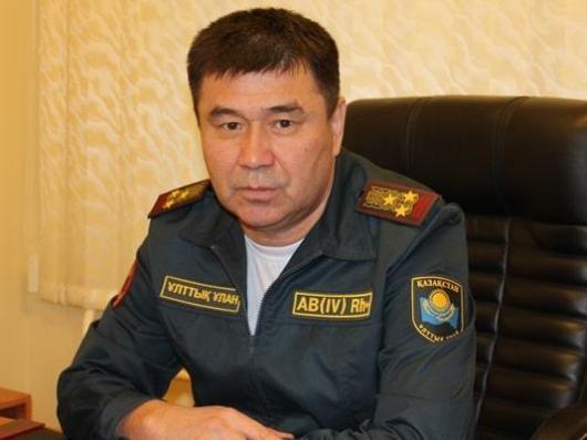 полковник Нацгвардии РК