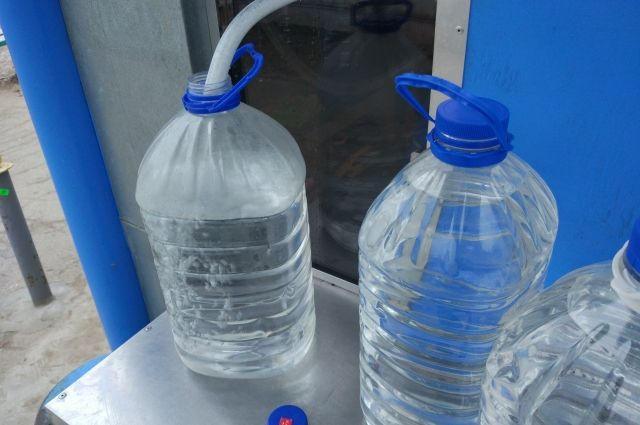 вода привозная