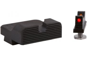 Zev Technologies Front And Rear Sight Kit Black ST.S-215B ...