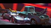Mashup Cars 2 et Fast Furious 7