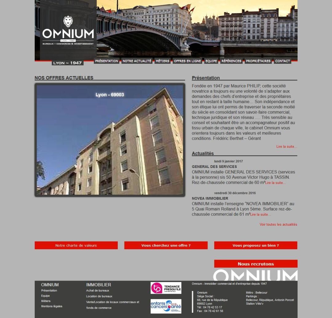 capture site omnium