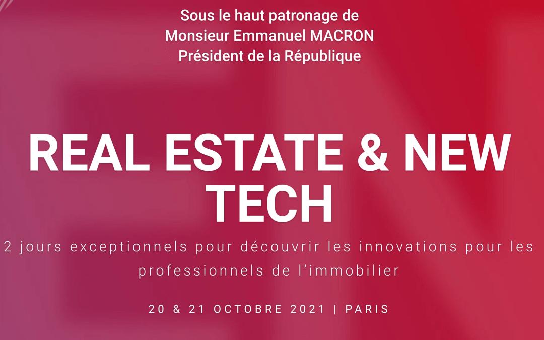 SALON RENT 2021 Paris  – Retrouvez les innovations OUBA