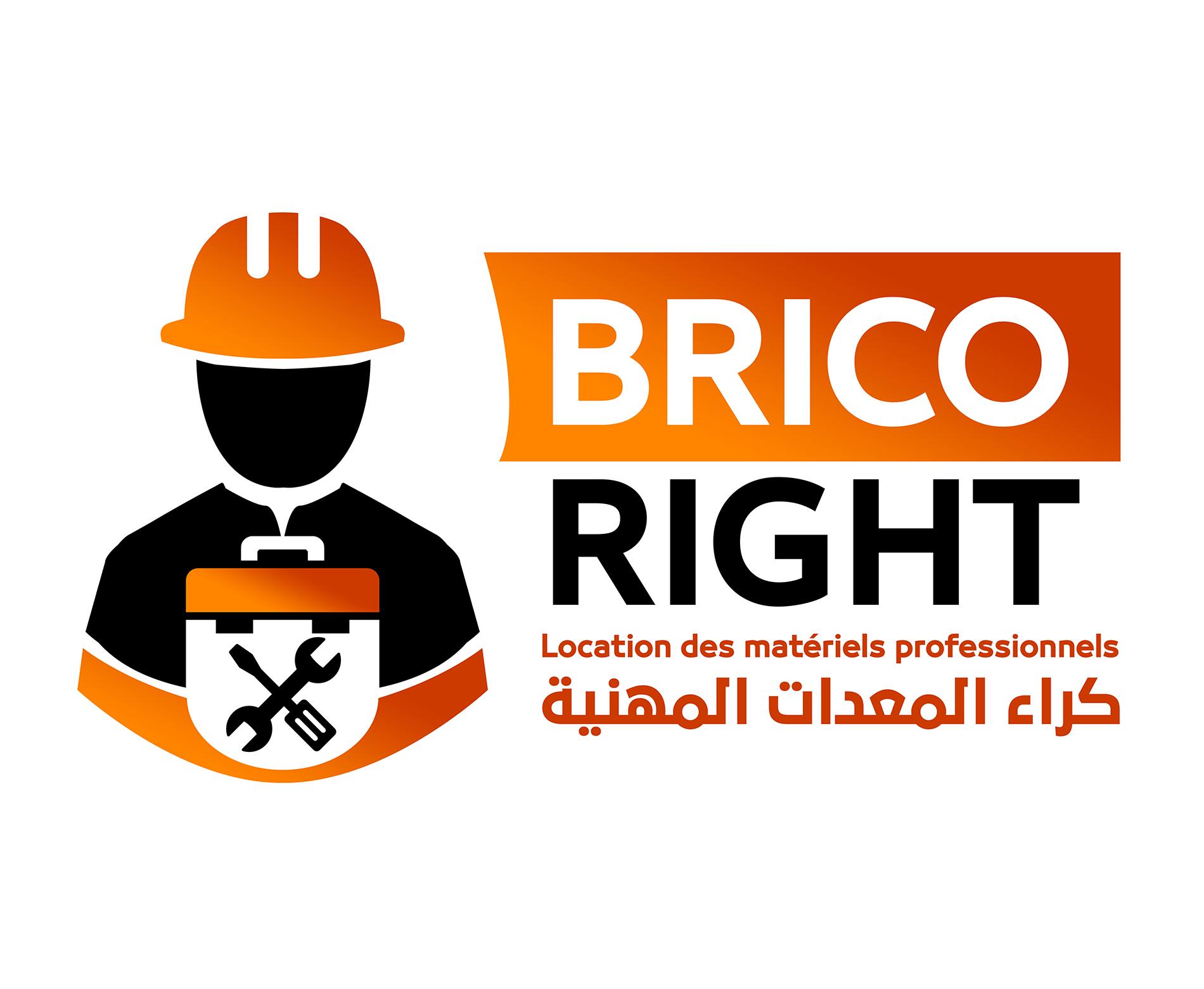 BRICO RIGHT Logo 4