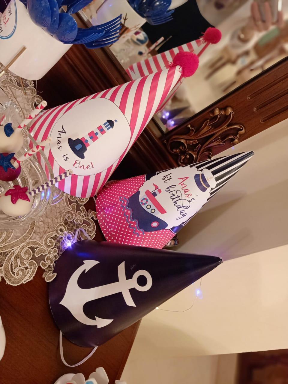 Birthday crafts Anas 6