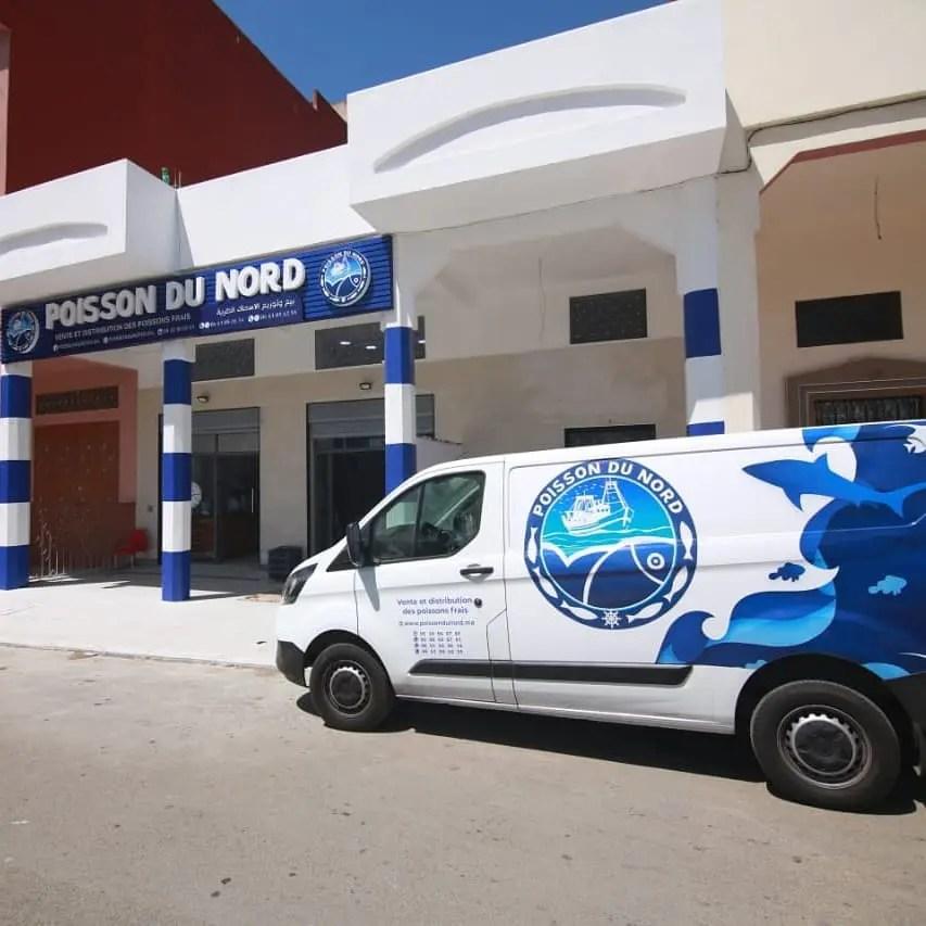 Posson Du Nord Habillage de Vehicule 3