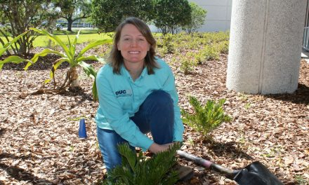 Erin Givens brings a passion for horticulture to OUC