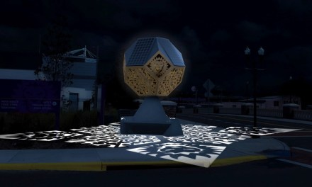 Student-Designed, Soccer-Inspired Solar Sculpture to Grace Entry of Orlando City Stadium