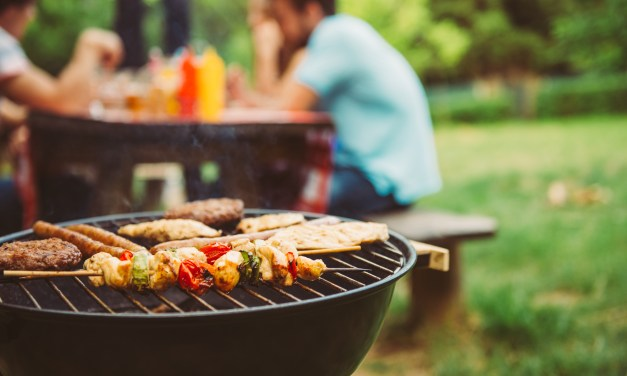 5 Ways to Save Energy at Your Next Cookout