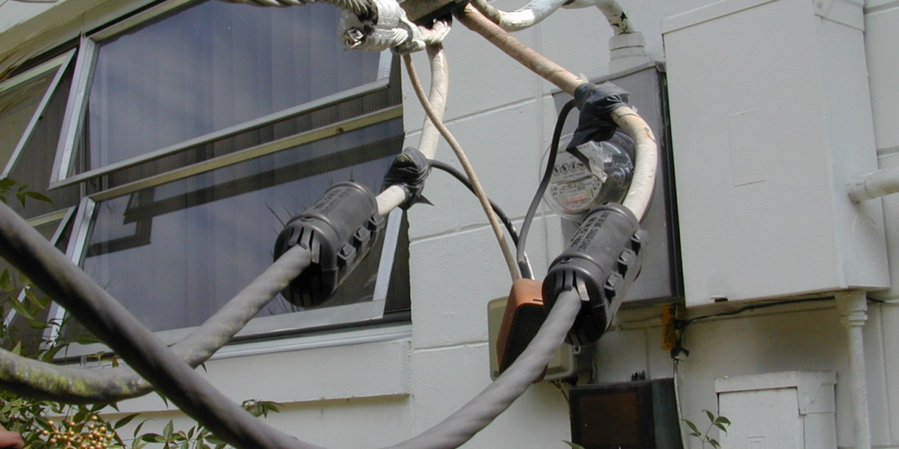 A Homeowner's Guide to Damaged Weatherheads