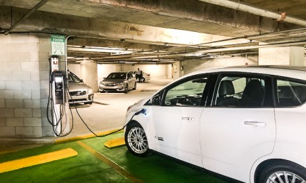 EV Charging Service Makes Good Business Sense