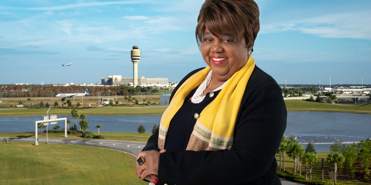OUC HELPS AIRPORT SOAR