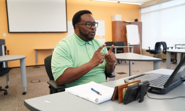 ENERGY ACADEMY OPENS EYES TO OPPORTUNITIES